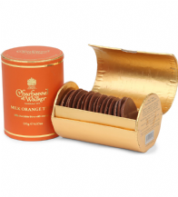 Charbonnel Et Walker Milk Chocolate Orange Thins 195g